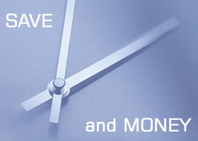 with Quick Conveyancing you save time and money!